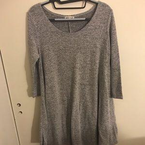 Grey Skater Dress 🤩🤩